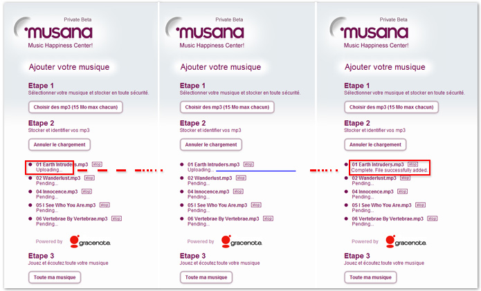 Musana Upload mp3