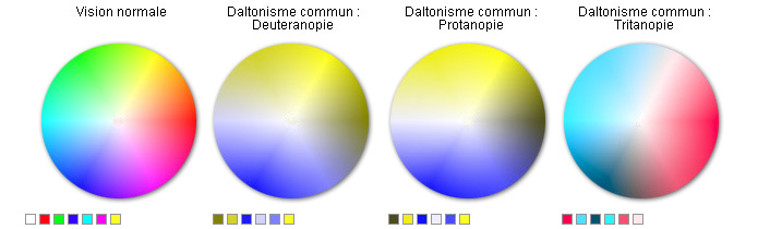 le daltonisme vu par color oracle ergophile ergonomie With quelle couleur avec le bleu 13 le daltonisme vu par color oracle ergophile ergonomie