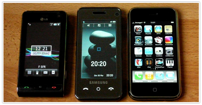 3 mobiles