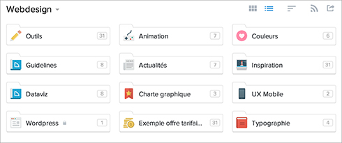 webdesign raindrop